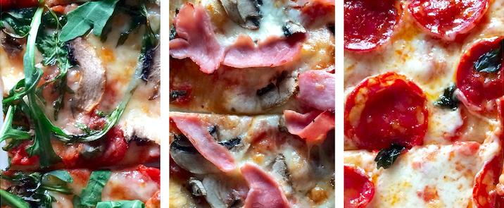 Pizza a l'italiano vero